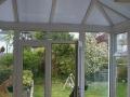 Inside Contemporary Edwardian Triple Glazed uPVC Conservatory