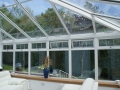 Framework Side View - Contemporary Edwardian Conservatory