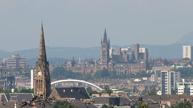 Glasgow   The Advanced Group Windows